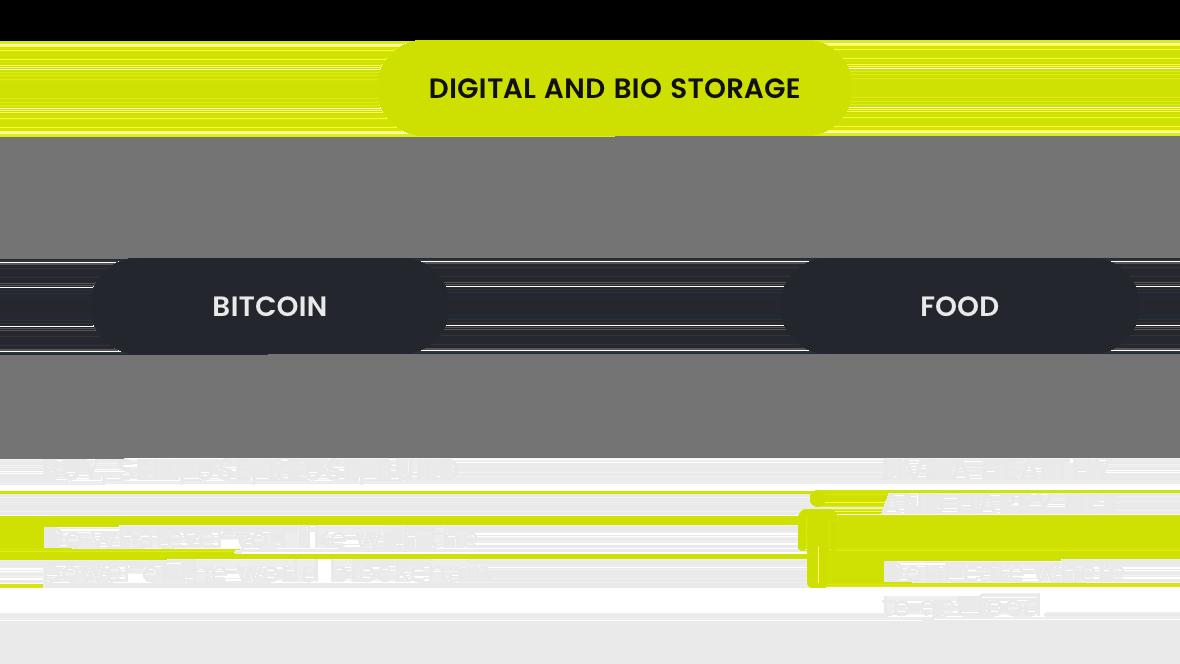 Digital Bio Storage