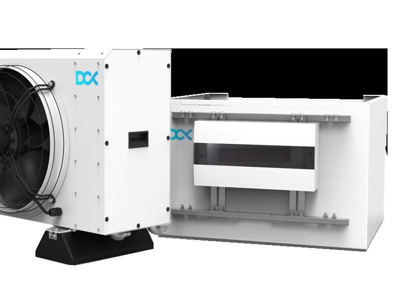 Enclosure ICP40 Dry cooler Bundle