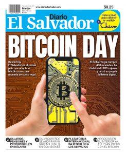 Bitcoin Day El Salvador